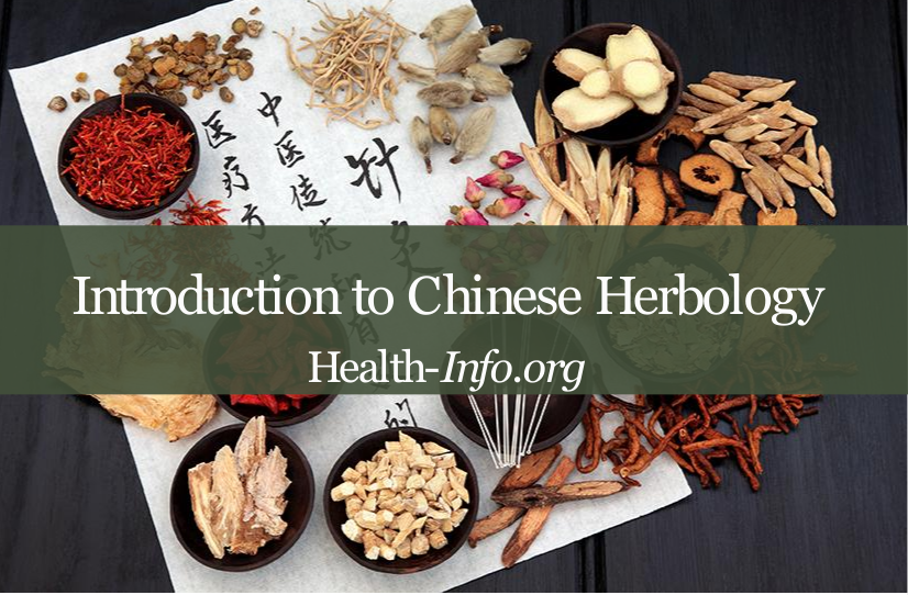 Introduction to Chinese Herbology