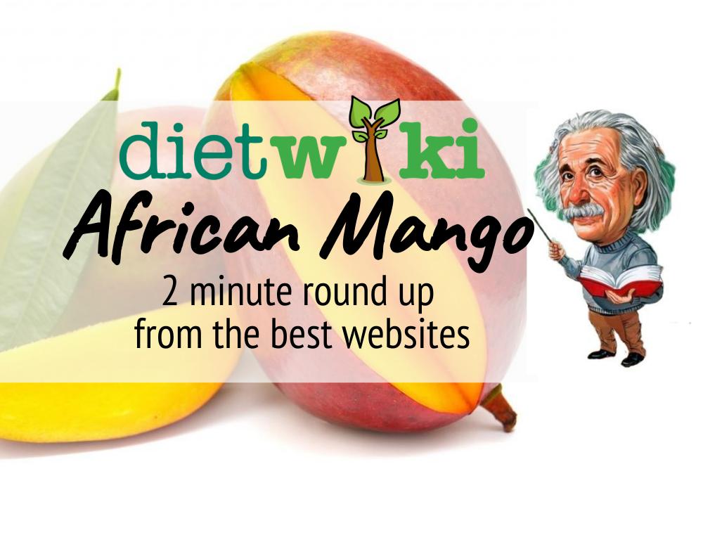 African mango (Irvingia gabonensis)