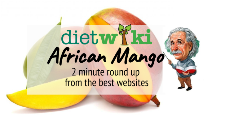 african mango weight loss information from the best websites