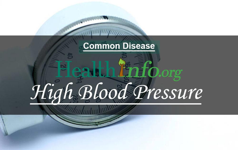 High Blood Pressure (Hypertension)