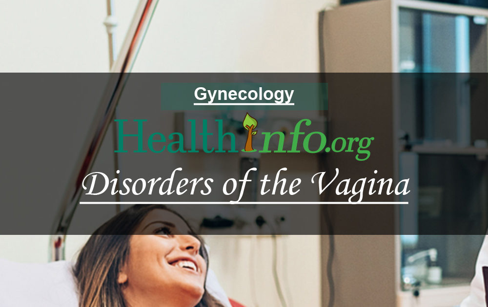 Disorders of the Vagina