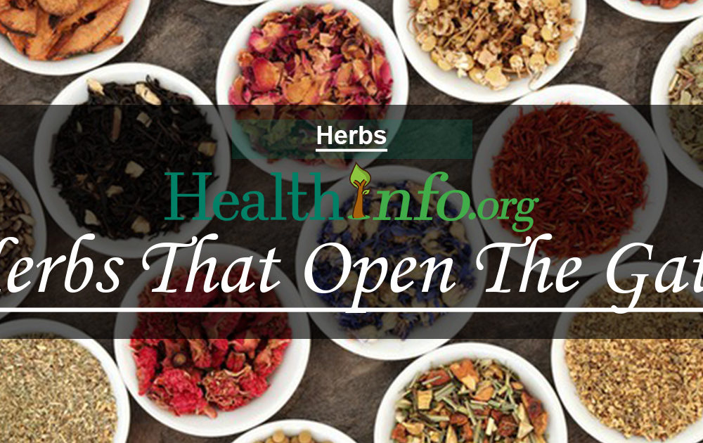 Herbs That Open The Gate