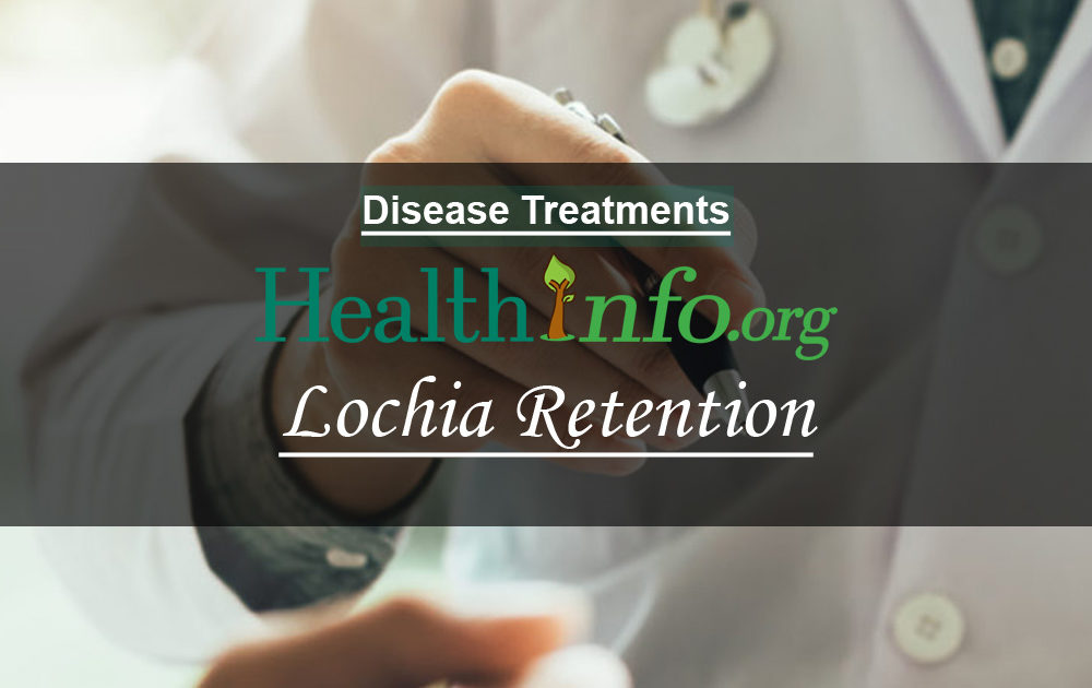 Lochia Retention