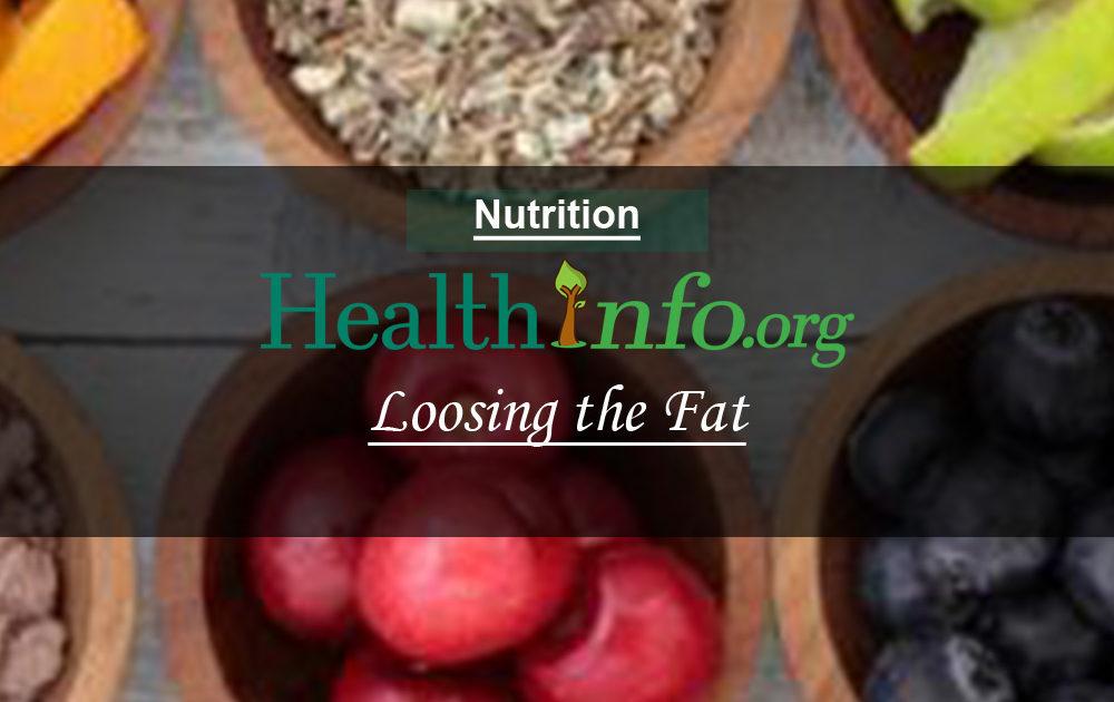 Loosing the Fat