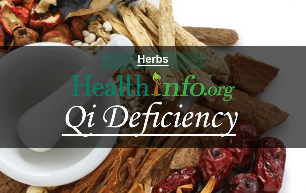 Qi Deficiency