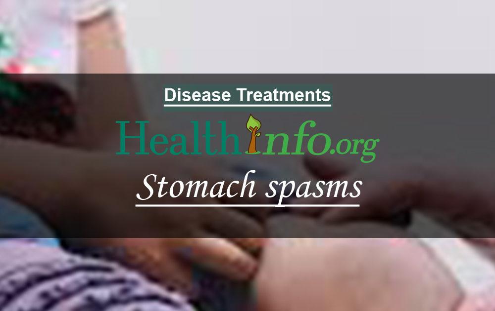 Stomach spasms