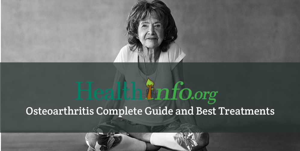 Osteoarthritis Guide and Best Supplements 2020