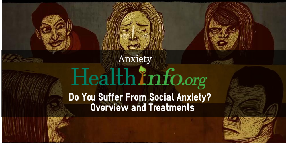 Best Medication For Social Anxiety 2020