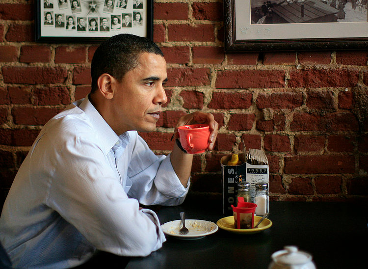 green tea best fat burner and used by president obama