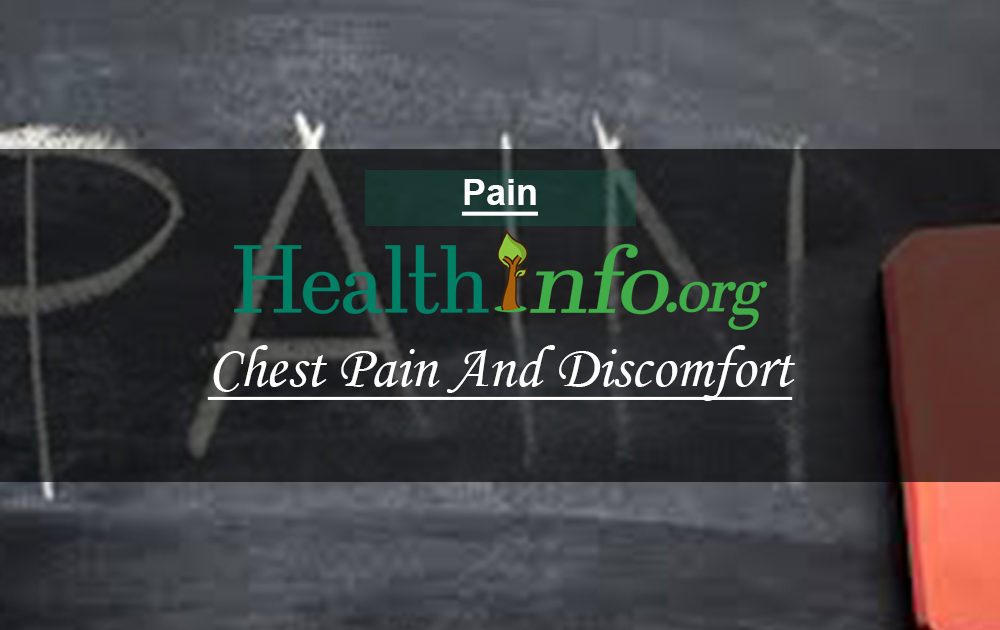 Chest Pain And Discomfort