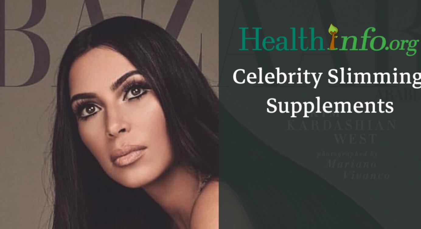 What Diet Pills Do Celebrities Use Health Info Org