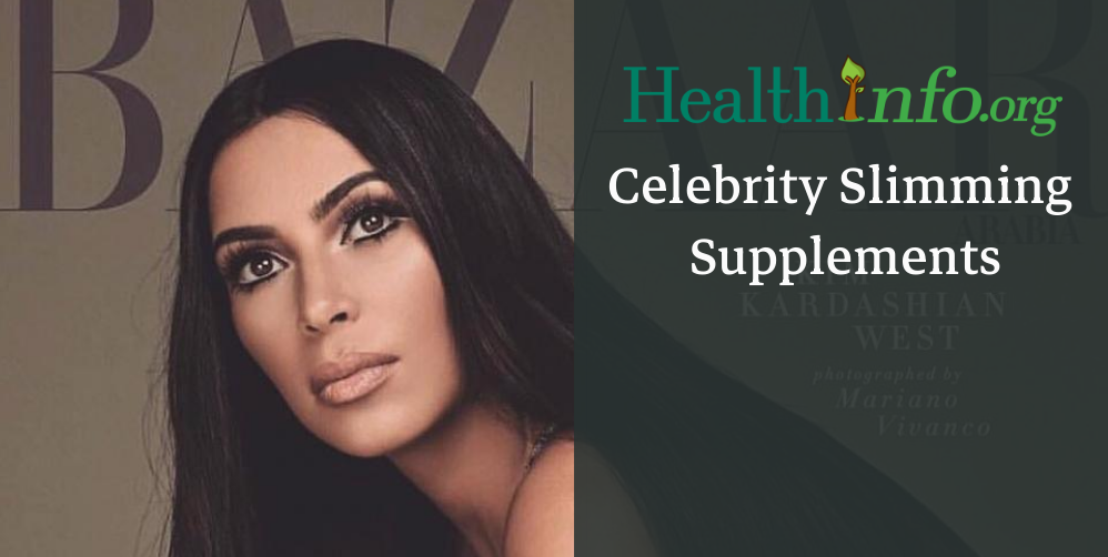 What Diet Pills Do Celebrities Use Health Info Org