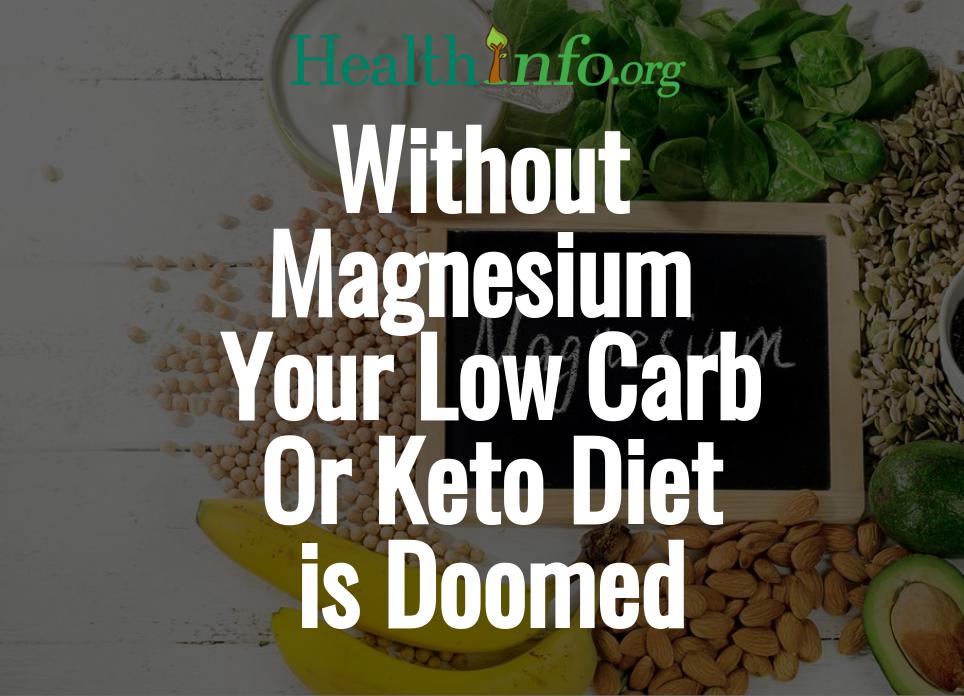 best magnesium for keto diet